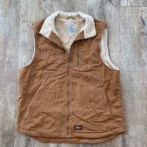 DICKIE'S sanded duck vest